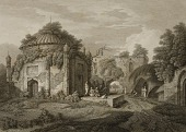 view The Small Kuttra with Its Enclosed Mosque Dacca digital asset number 1