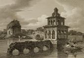 view Part of the Interior of the City of Dacca digital asset number 1