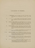 view Catalogue of Etchings digital asset number 1