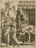 view Judith and Maid with Head of Holofernes digital asset number 1