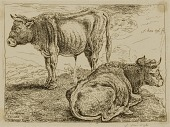 view Two Oxen digital asset number 1