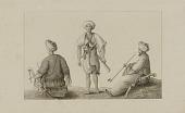 view Three Men in Turbans digital asset number 1