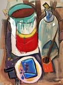 view Still Life--Artist's Materials digital asset number 1