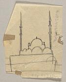 view Mosque and Minarets digital asset number 1