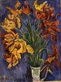 view Still Life--Yellow Lilies digital asset number 1