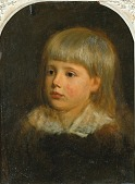view Charles Downing Lay, Portrait of the Artist's Son digital asset number 1