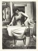 view Girl Ironing digital asset number 1