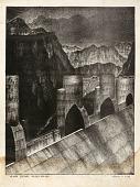 view Nevada Spillway (Boulder Dam) digital asset number 1