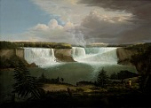 view A General View of the Falls of Niagara digital asset number 1