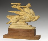view Speed (study for New York World's Fair Court of Communications Building Statue) digital asset number 1