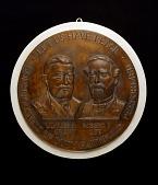view Civil War Centennial Medal (design for obverse) digital asset number 1