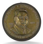 view Ernest E. Howard Award (design for obverse) digital asset number 1