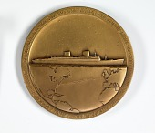view S. S. United States Medal digital asset number 1