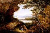 view Scene on the Hudson (Rip Van Winkle) digital asset number 1