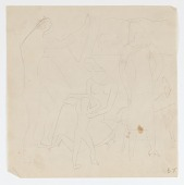 view (Untitled--Multi-Figure Group with Mother and Child) digital asset number 1