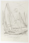 view Sketch of Sailboats digital asset number 1