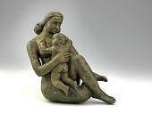 view Mayo Clinic--Mother and Child (study for) digital asset number 1