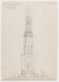 view Idea for Monument to Six Million Jews Destroyed in Germany by the Nazis digital asset number 1