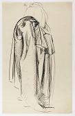 view Benjamin Franklin (study for sculpture) digital asset number 1