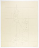view Suggestion for Mayo Clinic Facade (relief study, Rochester, Minnesota) digital asset number 1