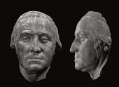 view Cast of Face from Portrait of George Washington by Houdon digital asset number 1