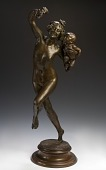 view Bacchante and Infant Faun digital asset number 1