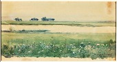 view (Landscape with Marshes) digital asset number 1