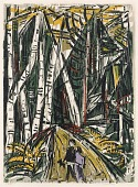 view In the Birchforest (no. 231) digital asset number 1