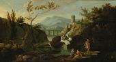 view Classical Landscape digital asset number 1