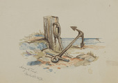 view Untitled (Mooring and Anchor) digital asset number 1