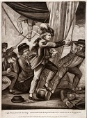 view Capt. Paul Jones Shooting a Sailor Who Had Attempted to Strike His Colours in an Engagement digital asset number 1