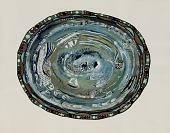 view Deep Sea (design for Oval Platter) digital asset number 1