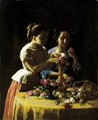 view Girls and Flowers digital asset number 1