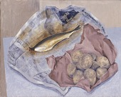 view Still Life with Herring digital asset number 1