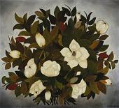 view Magnolia Blossoms digital asset number 1