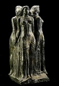 view Three Graces (study for) digital asset number 1