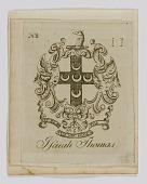 view Isaiah Thomas Bookplate digital asset number 1