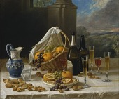 view Luncheon Still Life digital asset number 1