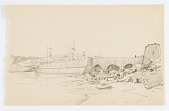 view Untitled (Pier and Beach) digital asset number 1