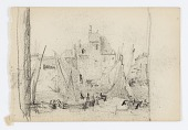 view Untitled (Fishing Boats) digital asset number 1
