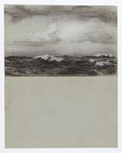 view Untitled (Seascape) digital asset number 1