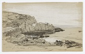 view Untitled (Cliffs) digital asset number 1