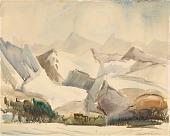 view Mountains near Resurrection Bay, Alaska digital asset number 1