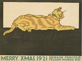 view Merry Xmas, 1921 digital asset number 1