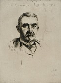 view Portrait of Colonel H.C. Weir (Agricola) digital asset number 1