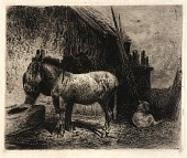 view (Donkeys and Sheep) digital asset number 1