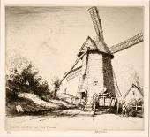 view L' Approche du Moulin, Abbeville digital asset number 1
