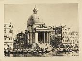 view San Simeone Piccolo, Venice digital asset number 1