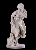 view Nydia, the Blind Flower Girl of Pompeii digital asset number 1