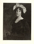 view Portrait of Mrs. C-- digital asset number 1